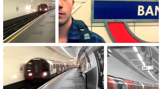 Tate-ing and London's public transportation