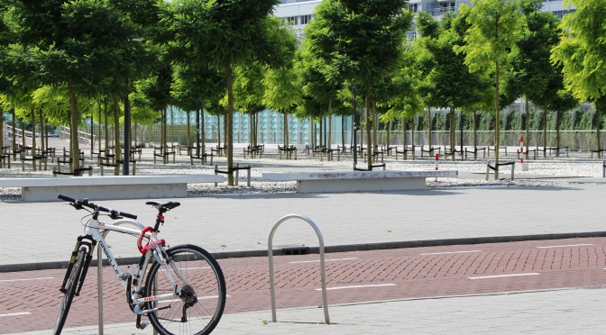 Half a million people have their bikes stolen every year in the Netherlands