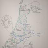 Flood defenses, the Netherlands