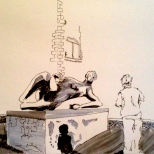 Henry Moore at the Rijksmuseum