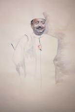 Navneet Raman, Founder of Kriti Gallery in Varanasi, India
