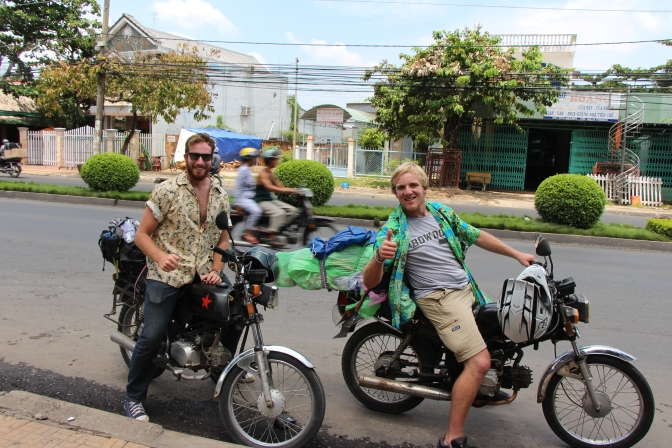 Mekong Motorcycle Diaries